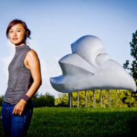 valeria yamamoto sculpture rain eduardo schneider photography