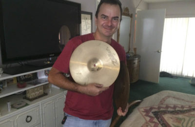 Eduardo Schneider photography cymbals buddy rich david lucas blue oyster cult